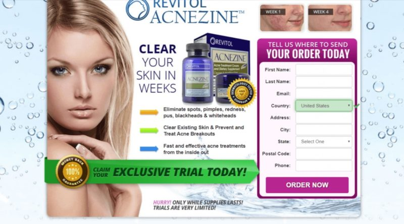 Acne Skin Care System Healthy Pro